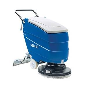 IND floor cleaner machine  - Iranian walk behind scrubber dryer 55K40 -  55K40