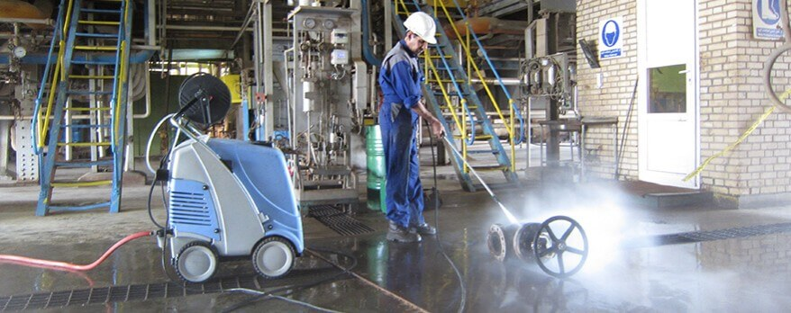 کارواش صنعتی