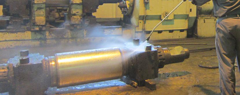 واتر جت صنعتی آب گرم