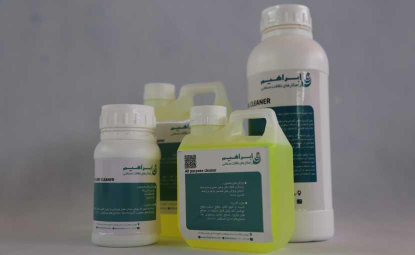 انواع مواد شوینده ایرانی