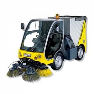 دستگاه سوییپر شهری ICC2  - industrial Sweeper - ICC2 - ICC2