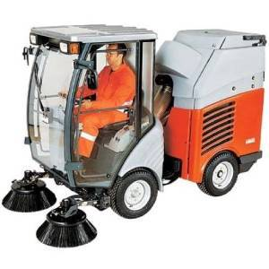 دستگاه سوییپر شهری citymaster300  - Industrial Sweeper - citymaster300 - citymaster300