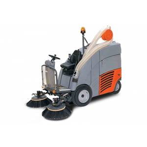 industrial Sweeper - City Master 90  - industrial Sweeper - City Master 90 - City Master 90