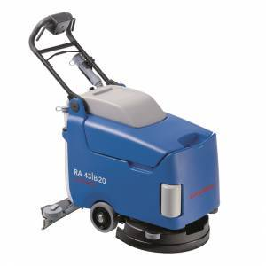 دستگاه زمین شور  - walk-behind scrubber dryer-RA43B20 - RA43B20