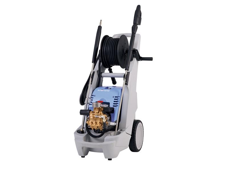 واترجت صنعتی Bully 980TST یک کارواش صنعتی با محدوده فشار کاری بالا