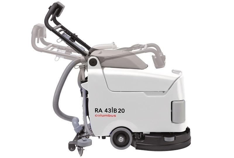 دستگاه اسکرابر RA 43 B20 noBAC