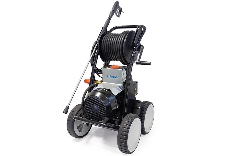 کارواش صنعتی LX2000 دارای دبی و فشار بالا مناسب برای صنایع غذایی و کشاورزی