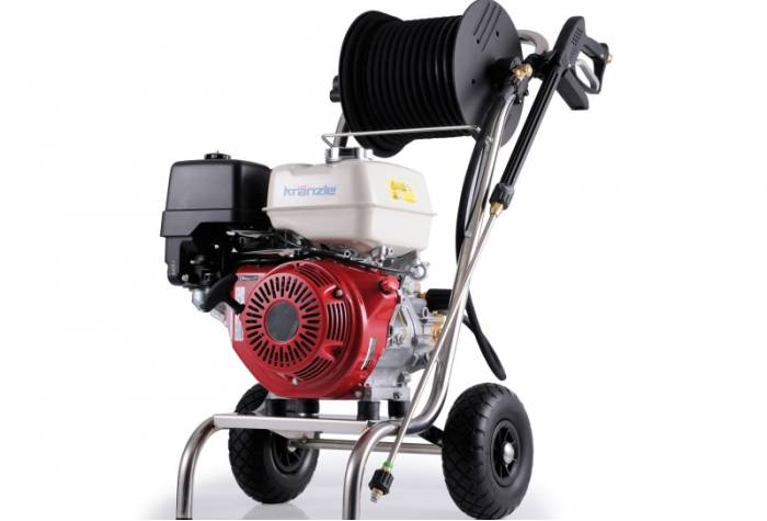 Profi jet 16/220 tst high pressure cleaner with petrol engine and high efficiency