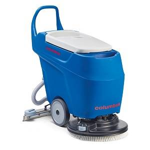 دستگاه زمین شور  - walk-behind scrubber dryer-RA55K40 - RA55K40