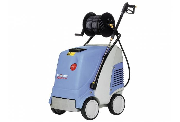therm c 13/180 hot water high pressure cleaner with diesel boiler