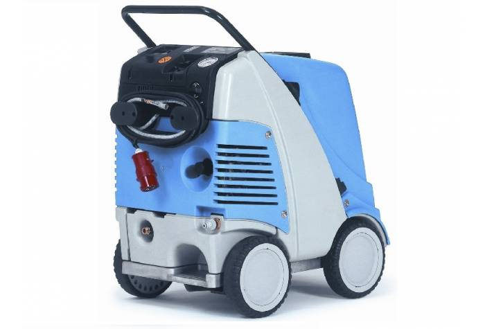 therm c 13/180 hot water high pressure washer with modern combustion chamber