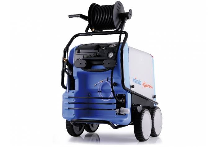 therm 875-1 electric hot water high-pressure cleaner with flame monitoring system