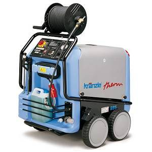 دستگاه کارواش صنعتی  - high pressure washer - Therm 602 EM 24 - Therm602EM24