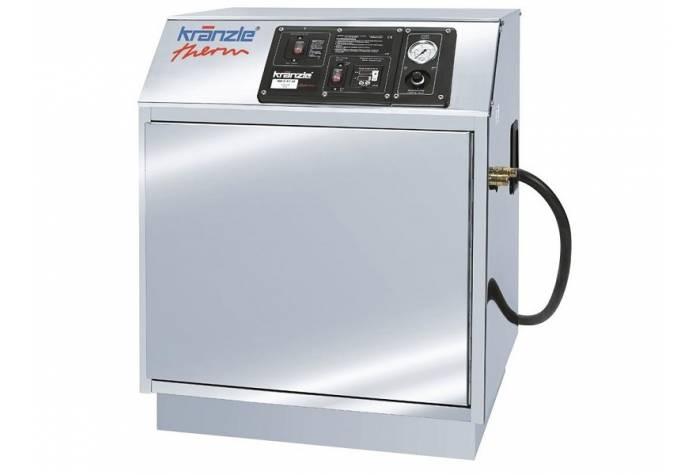 واترجت آب گرم الکتریکی Therm 601 E-ST 24 یک واترجت صنعتی ثابت با گرم کن الکتریکی