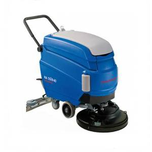 IND floor cleaning machine  - walk-behind scrubber dryer- RA55B40silent - RA55B40silent