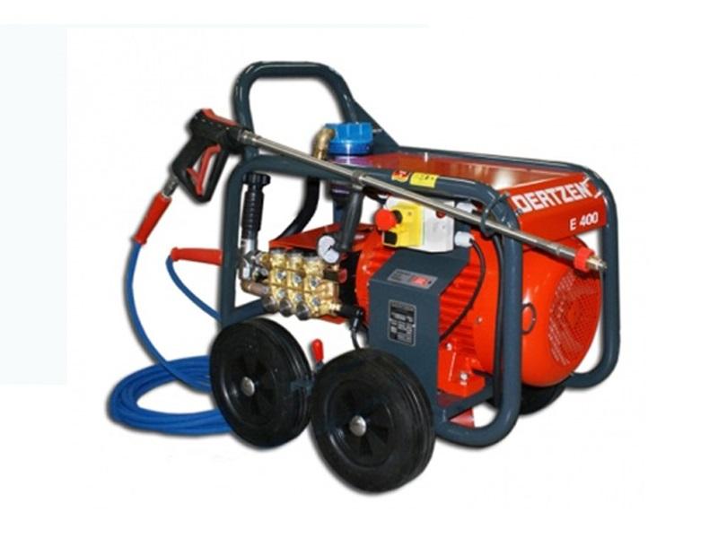 واتر جت صنعتی و کارواش آب سرد E400