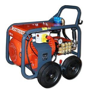 water jetting machine  - high pressure washer - E 400 - E 400