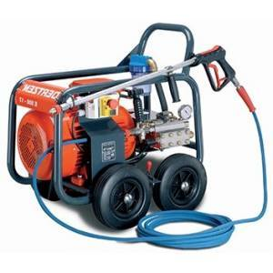 water jetting machine  - high pressure washer - E 500-17 - E 500-17