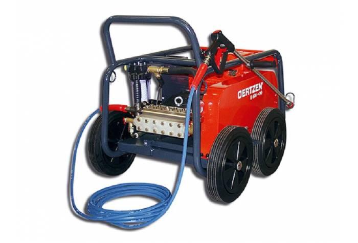 کارواش صنعتی و واترجت آب سرد E 500/30