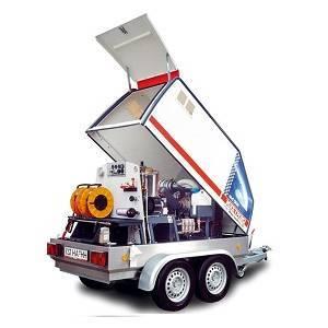 واترجت Power Trailer 500  - high pressure washer - Power Trailer 500 - PowerTrailer500