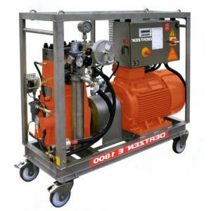 water jetting machine  - high pressure washer - E 1800 - E 1800