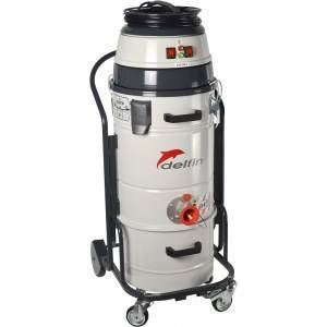 IND vacuum cleaning machine  - vacuum cleaner - Mistral 202 DS - Mistral202DS