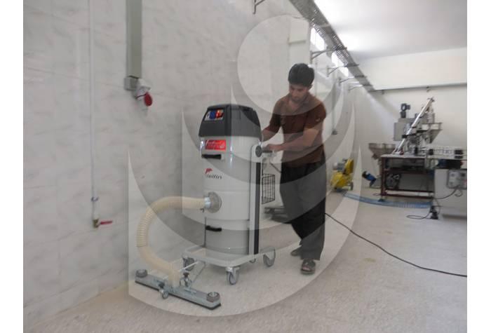 سهولت نظافت محیط با جاروبرقی نازل ثابت دار
