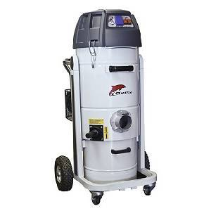 IND vacuum cleaning machine  - vacuum cleaner - Mistral 352 DS - Mistral352DS