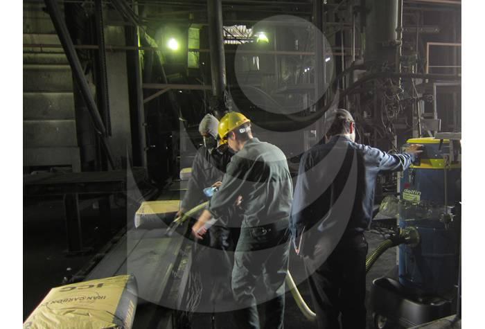 جاروبرقی صنعتی و کاربرد آن در صنایع