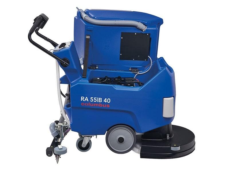 RA55B40 battery scrubber dryer