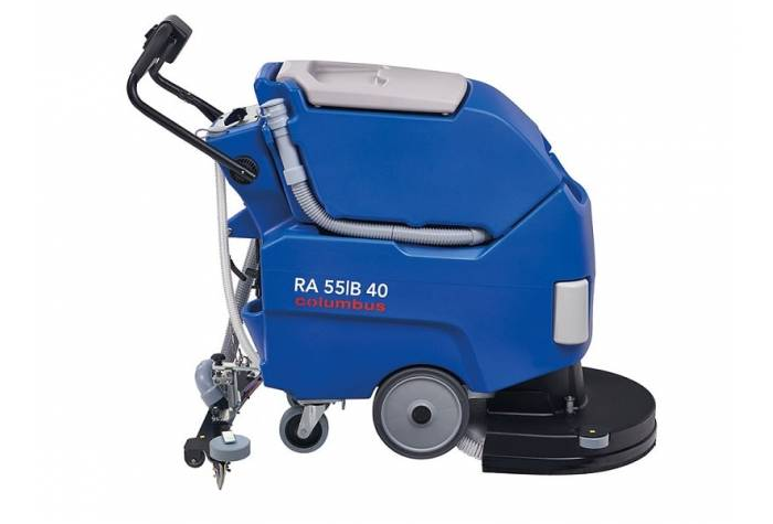 RA55B40 battery scrubber dryer
