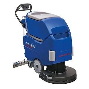 IND floor cleaning machine  - walk-behind scrubber dryer-RA55B40 - RA55B40
