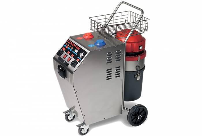 بخار شوی صنعتی دستگاه بخار شوی force two 4.8