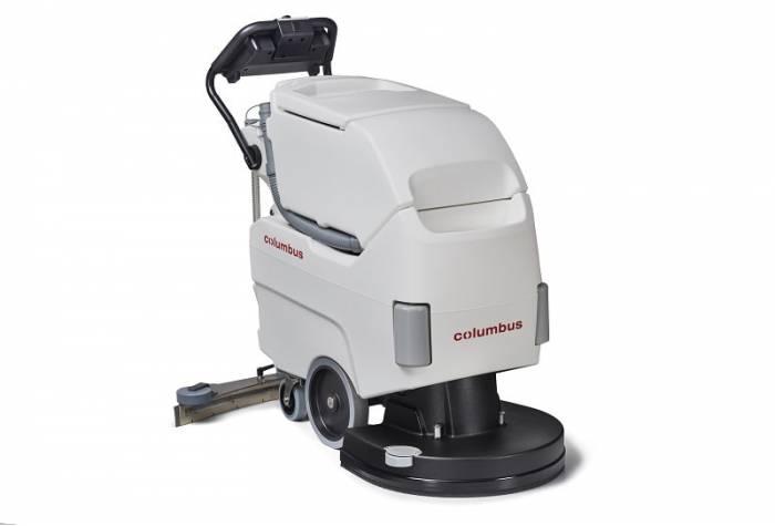 RA55B40noBAC scrubber