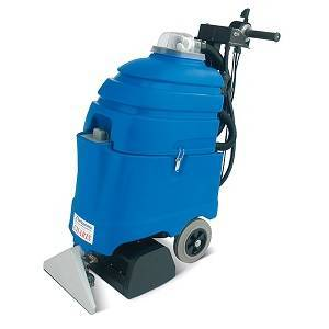 portable carpet extractor  - carpet cleaner machine - Charis Dual - CharisDual