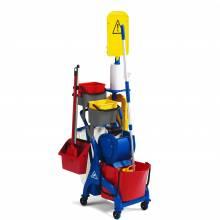 ترولی نظافتی - Cleaning trolley
