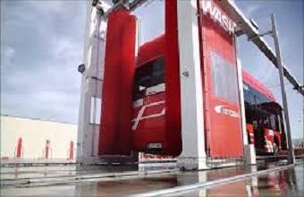 دستگاه کارواش تمام اتوماتیک سنگین شوی - Heavy Vehicle Wash Systems