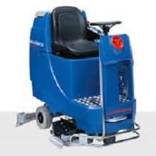 دستگاه شستشوی کف سالن خودرویی - Ride on Floor Scrubber