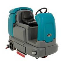 اسكرابر سخت کار - heavy-duty floor scrubber