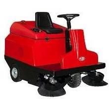 سویپر صنعتی خودرویی - Ride on Sweeper