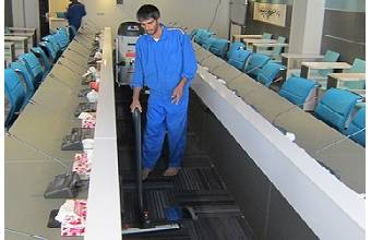 جاروبرقی نیمه صنعتی - Semi Industrial Vacuum Cleaner